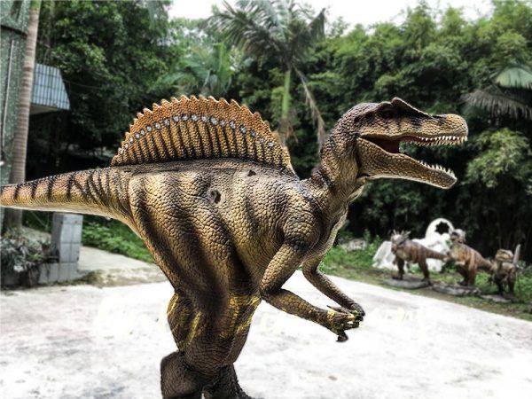 Reality Dinosaur Suit Costumes Hidden Legs5 1