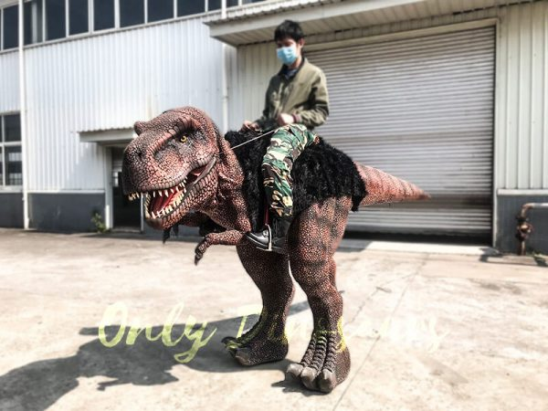 Ride On Realistic T Rex Costume2 1