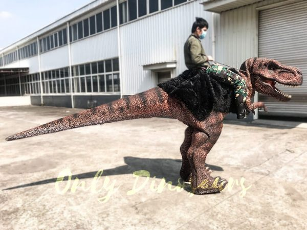 Ride On Realistic T Rex Costume3 1