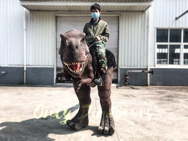 Ride On Realistic T Rex Costume6 1