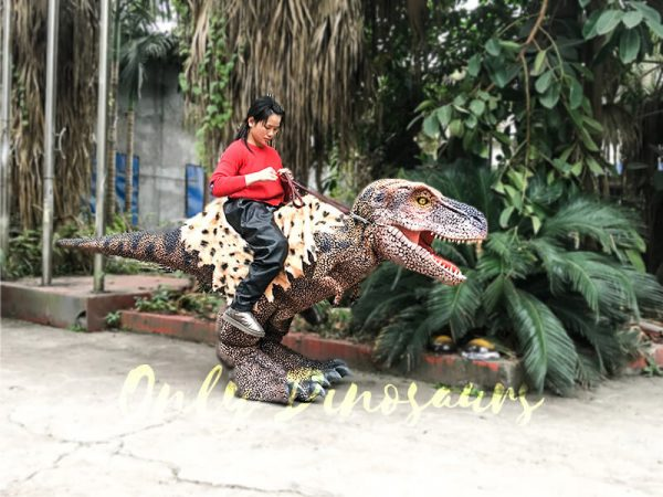 Riding Dinosaur Costume for Kids2