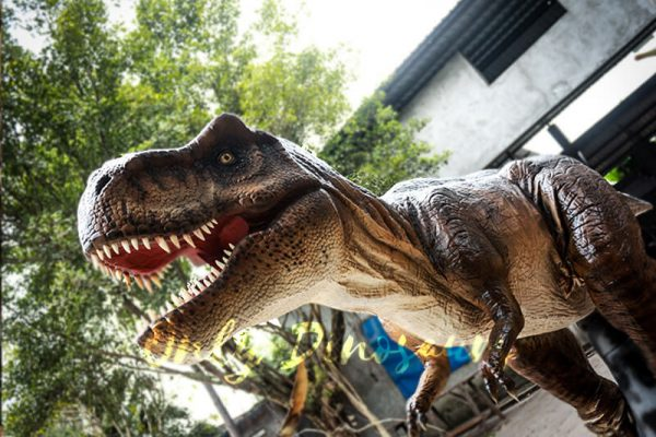 Stage Show Animatronic Walking Dinosaur T Rex3 1