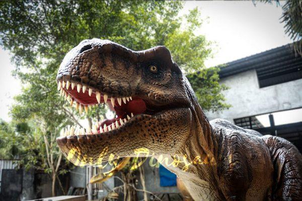 Stage Show Animatronic Walking Dinosaur T Rex4 1