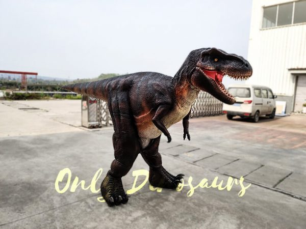 T Rex Costume for Adults Hidden Legs1 1