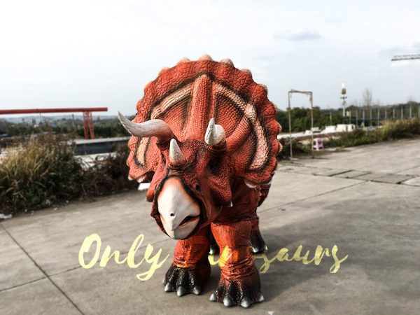 Triceratops Costume For Two Adults7 1