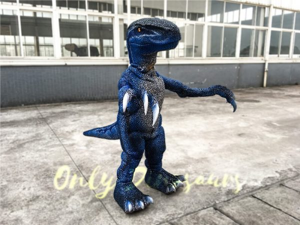 Velociraptor Costume for Kids1 1