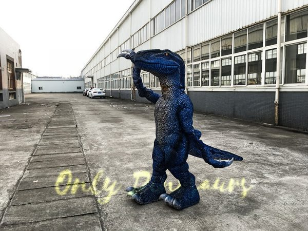 Velociraptor Costume for Kids2 1