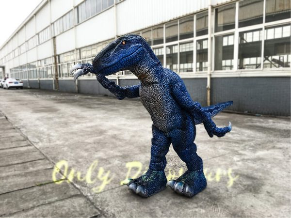 Velociraptor Costume for Kids4 1
