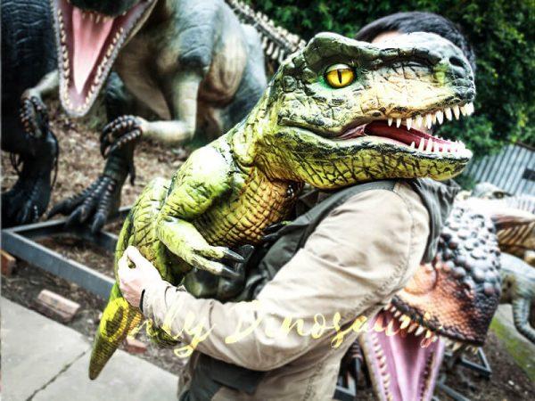 Vivid Handmade Dinosaur Puppet for Best Party4 1