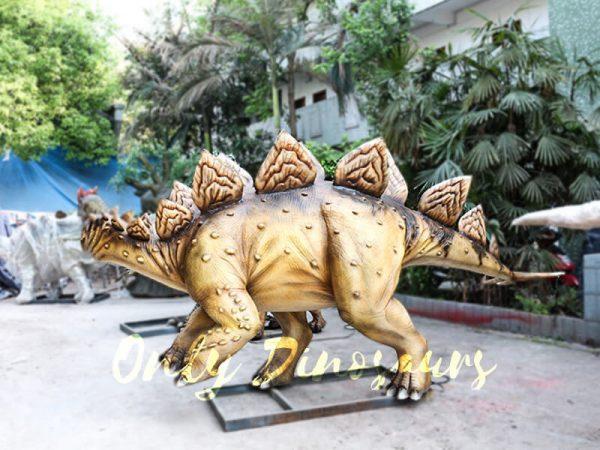 Adult Dinosaur Animatronic Stegosaurus for Park5
