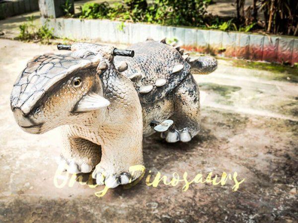 Amusement Ankylosaur Dinosaur Rider for Kiddy1