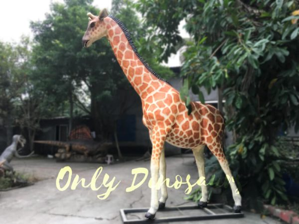 Amusement-Park-Animatronic-Giraffe-for-sale11-3
