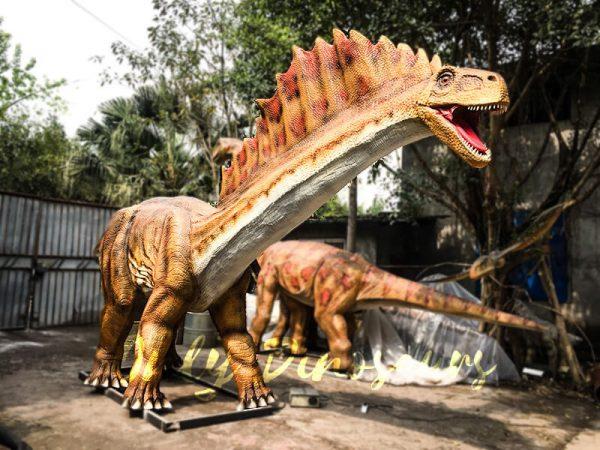 Animatronic Amargasaurus for Display3