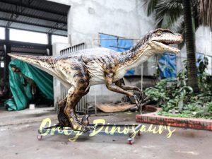 Animatronic Dinosaur Raptor for Dinosaur Park