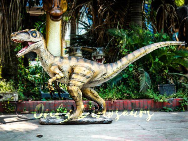 Animatronic Movies Robot Raptor Lifelike Model5