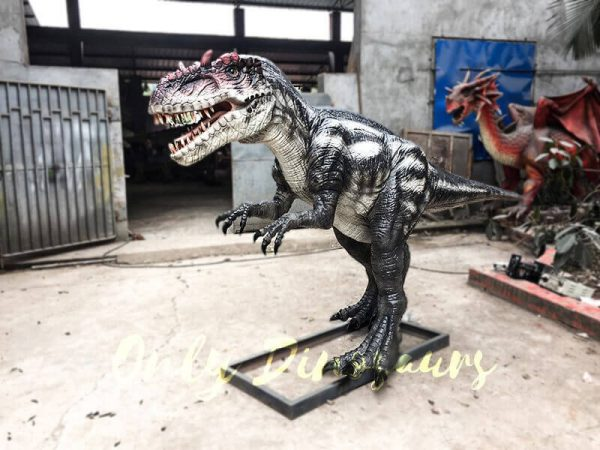 Black Dinosaur Animatronic Allosaurus Prop1