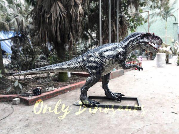 Black Dinosaur Animatronic Allosaurus Prop3