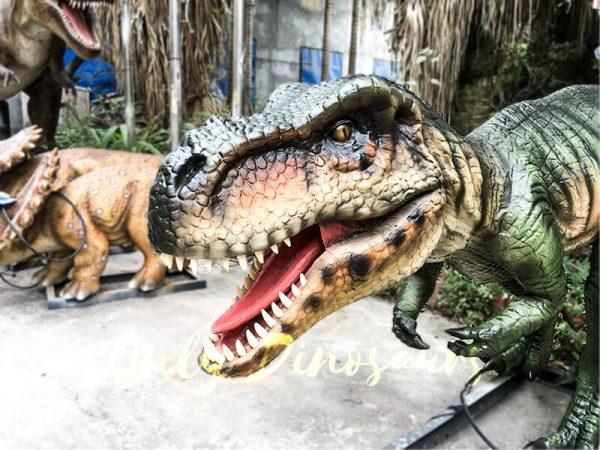 Christmas Animatronics T rex for sale1