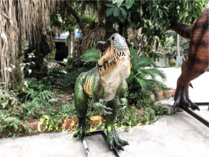 Christmas Animatronics T rex for sale