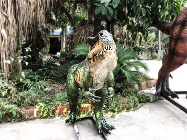 Christmas Animatronics T rex for sale2