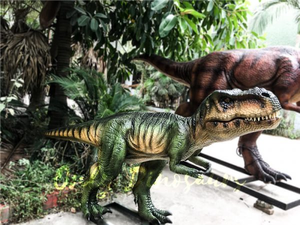 Christmas Animatronics T rex for sale3