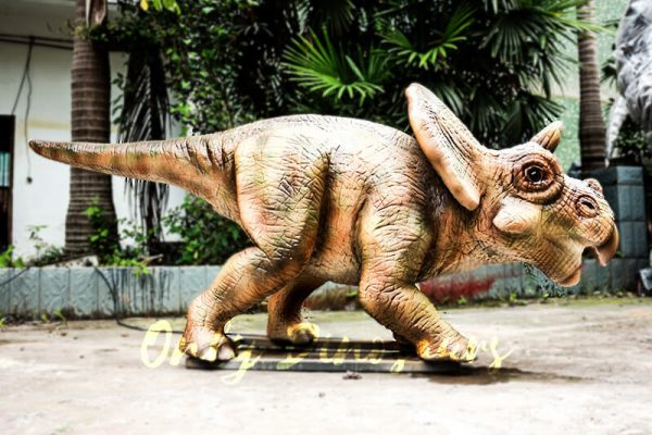 Christmas Animatronics Triceratops Babies for sale4