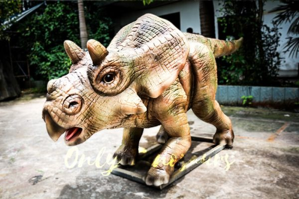 Christmas Animatronics Triceratops Babies for sale5