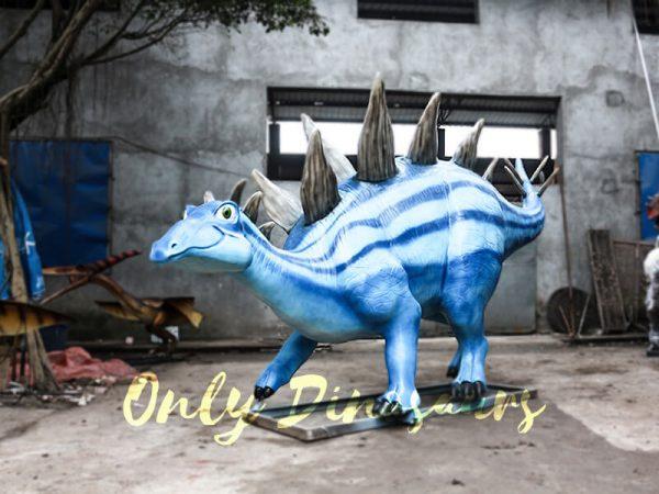 Custom Fiberglass Dinosaur Cartoon Stegosaurus5