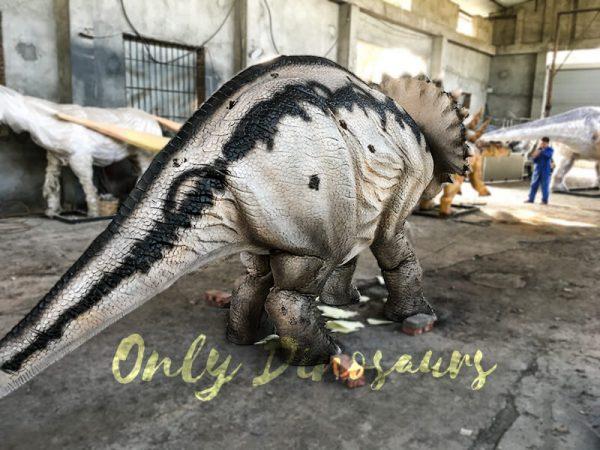 Custom Jurassic Park Triceratops Costumes2
