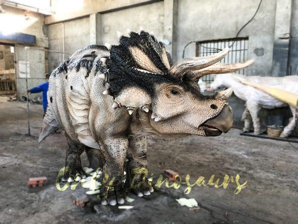 Custom Jurassic Park Triceratops Costumes3