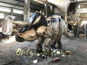 Custom Jurassic Park Triceratops Costumes