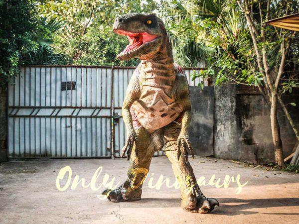 Customized-Velociraptor-Costume-Red-Green333