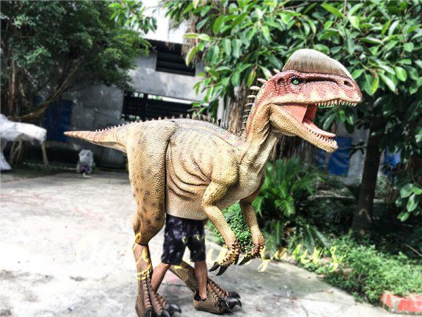 Dinosaur Adventure Park Interactive Realistic Dinosaur Costume1