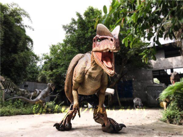 Dinosaur Adventure Park Interactive Realistic Dinosaur Costume3