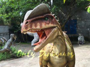 Dinosaur Adventure Park Interactive Realistic Dinosaur Costume