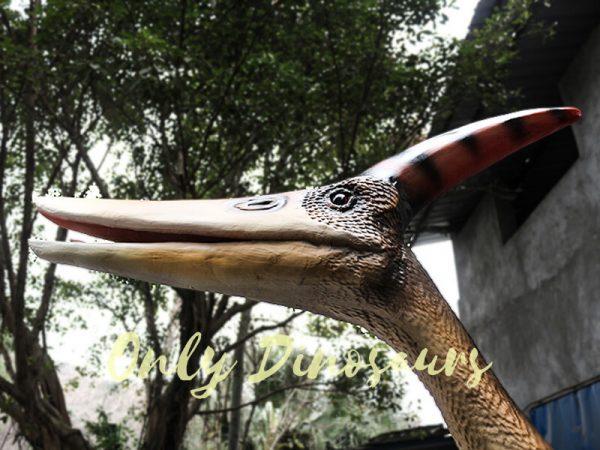 Dinosaur Animatronic Pterodactyl on stump4