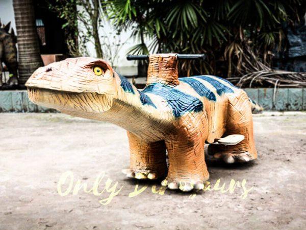 Dinosaur Rides Brontosaurus for shopping mall1