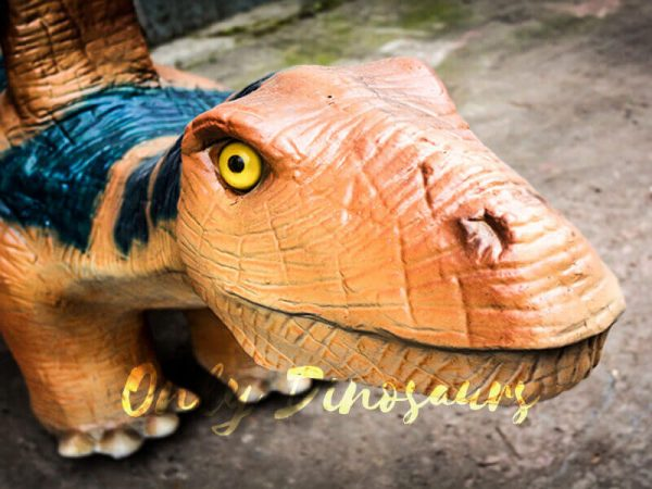 Dinosaur Rides Brontosaurus for shopping mall4