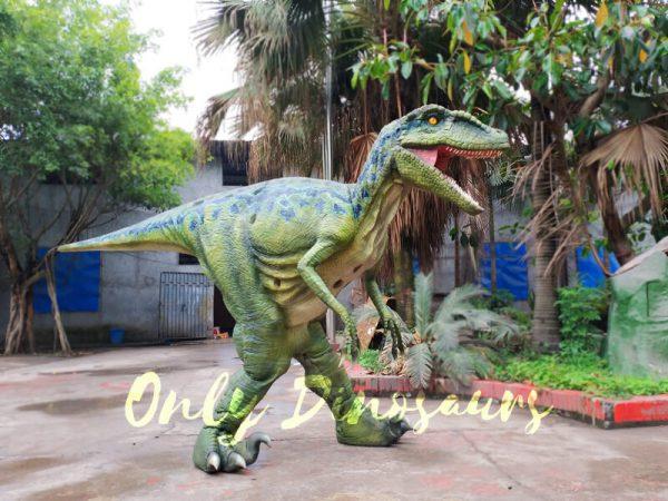 Hot-Sale-Raptor-Costume-In-Vivid-Green333