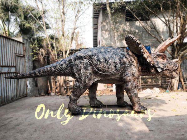 Jurassic Adventure Park Animatronic Triceratops1