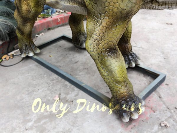 Jurassic Park Animatronics Triceratops for sale4