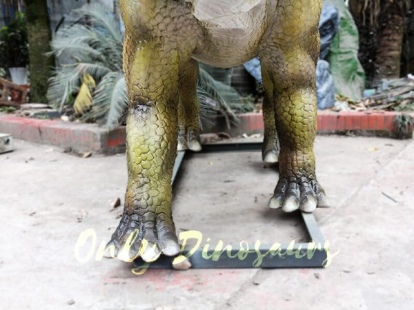 Jurassic Park Animatronics Triceratops for sale5