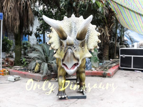 Jurassic Park Animatronics Triceratops for sale6