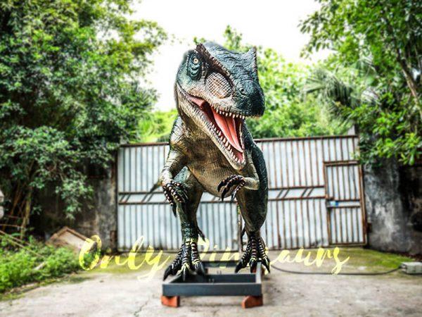 Jurassic Park Scariest Animatronics Allosaurus1