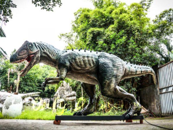Jurassic Park Scariest Animatronics Allosaurus5