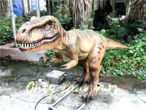 Jurassic T rex Animatronic Prop for Vistitor