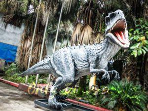Jurassic World Indominus Rex Animatronic Model