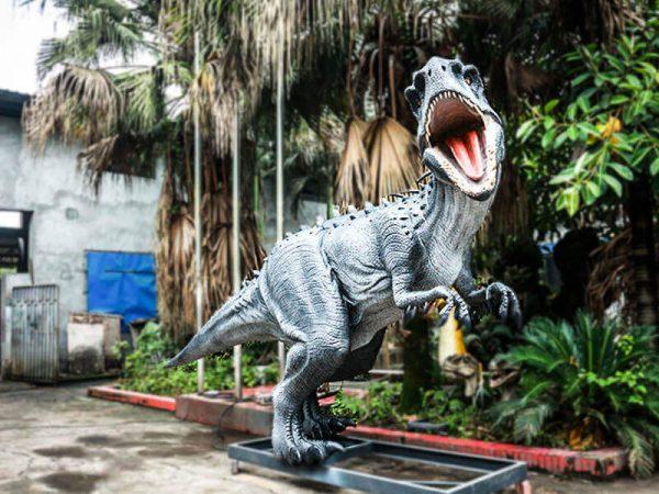 Jurassic World Indominus Rex Animatronic Model4