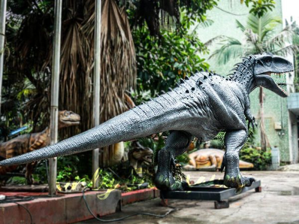 Jurassic World Indominus Rex Animatronic Model6