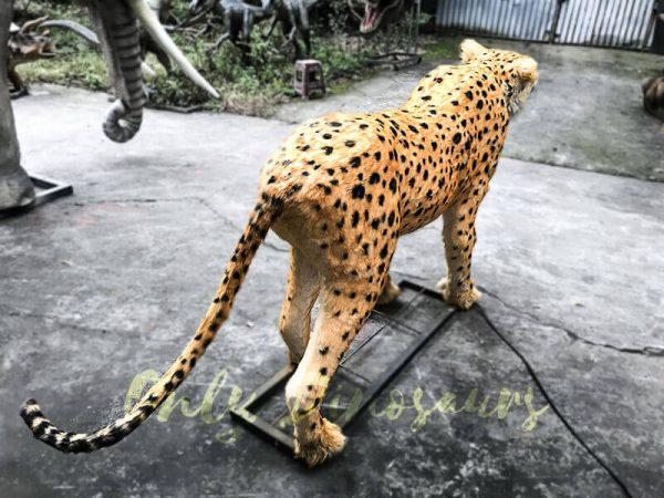 Life size Animatronic Creatures Leopard2
